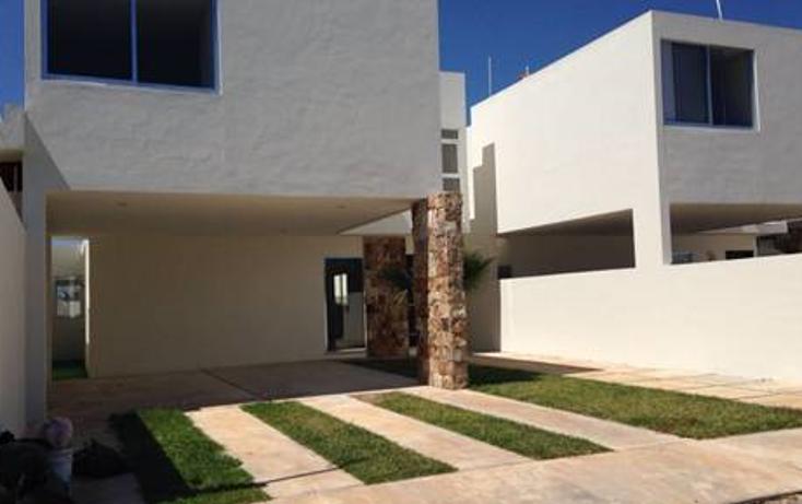 Foto de casa en venta en  , leandro valle, mérida, yucatán, 1120583 No. 01