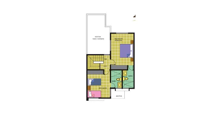 Foto de casa en venta en  , leandro valle, mérida, yucatán, 1142071 No. 03