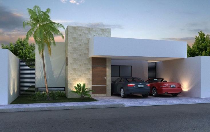 Foto de casa en venta en  , leandro valle, mérida, yucatán, 1164553 No. 01