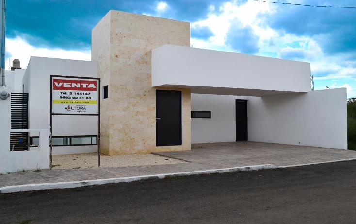 Foto de casa en venta en  , leandro valle, mérida, yucatán, 1164553 No. 02