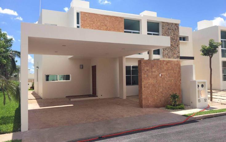 Foto de casa en venta en  , leandro valle, mérida, yucatán, 1165395 No. 01
