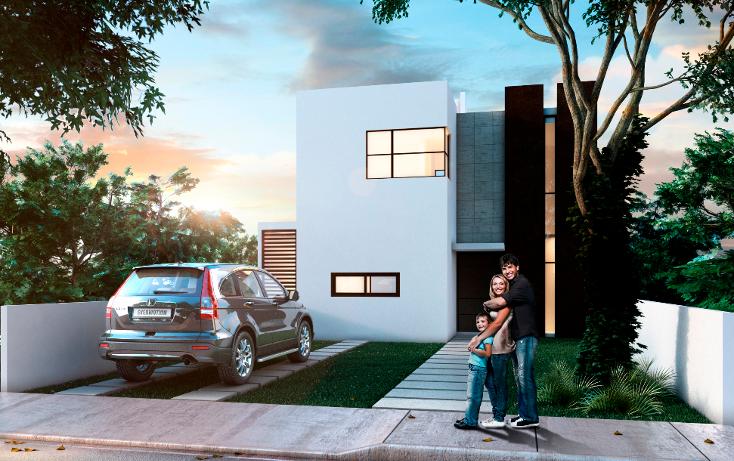 Foto de casa en venta en  , leandro valle, m?rida, yucat?n, 1167441 No. 01