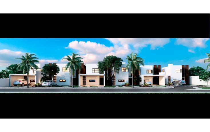Foto de casa en venta en  , leandro valle, m?rida, yucat?n, 1167441 No. 02