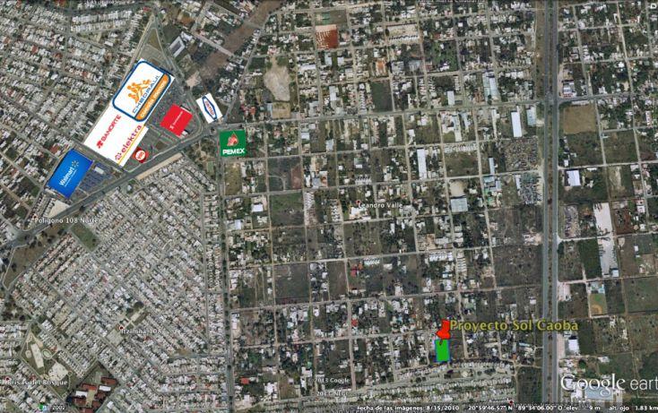 Foto de casa en venta en, leandro valle, mérida, yucatán, 1167441 no 07
