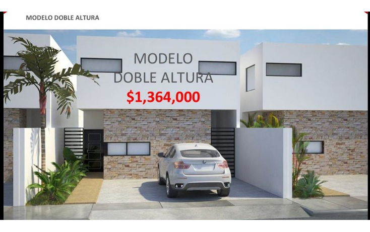 Foto de casa en venta en  , leandro valle, mérida, yucatán, 1172185 No. 01