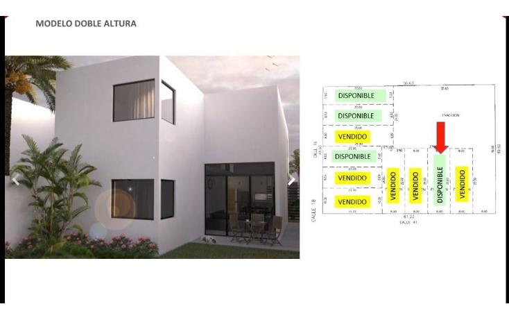 Foto de casa en venta en  , leandro valle, mérida, yucatán, 1172185 No. 03