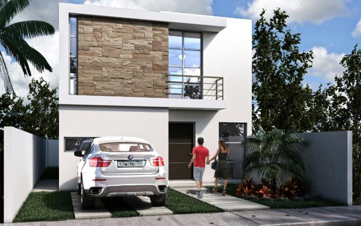 Foto de casa en venta en  , leandro valle, mérida, yucatán, 1172373 No. 01