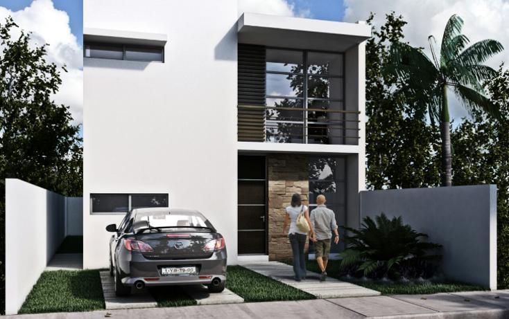 Foto de casa en venta en  , leandro valle, mérida, yucatán, 1172373 No. 02