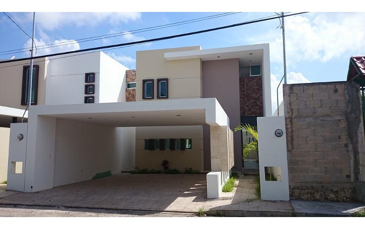 Foto de casa en venta en  , leandro valle, m?rida, yucat?n, 1176819 No. 01