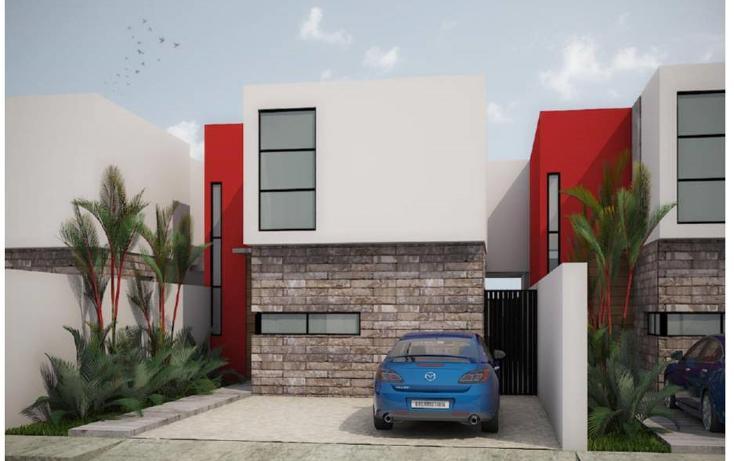 Foto de casa en venta en  , leandro valle, mérida, yucatán, 1200649 No. 01