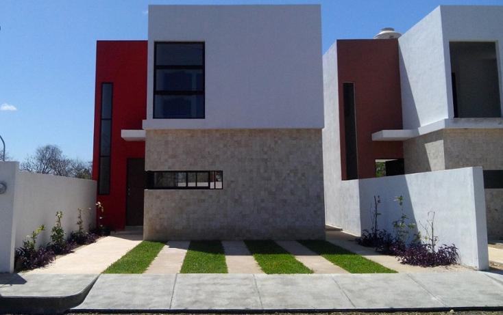 Foto de casa en venta en  , leandro valle, mérida, yucatán, 1258879 No. 01