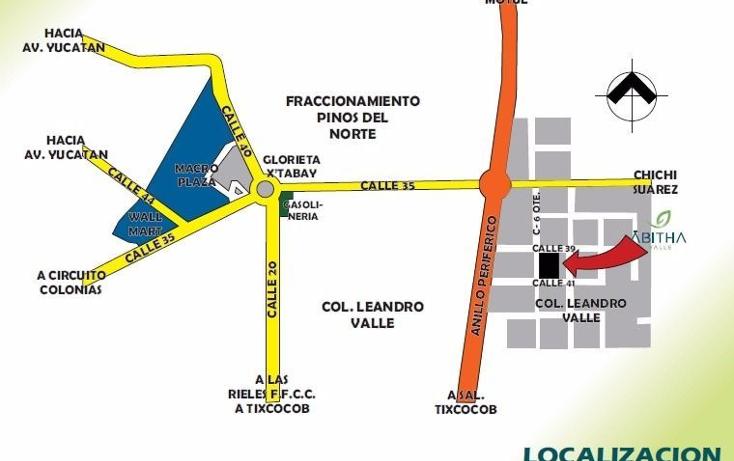 Foto de terreno habitacional en venta en  , leandro valle, mérida, yucatán, 1264725 No. 03