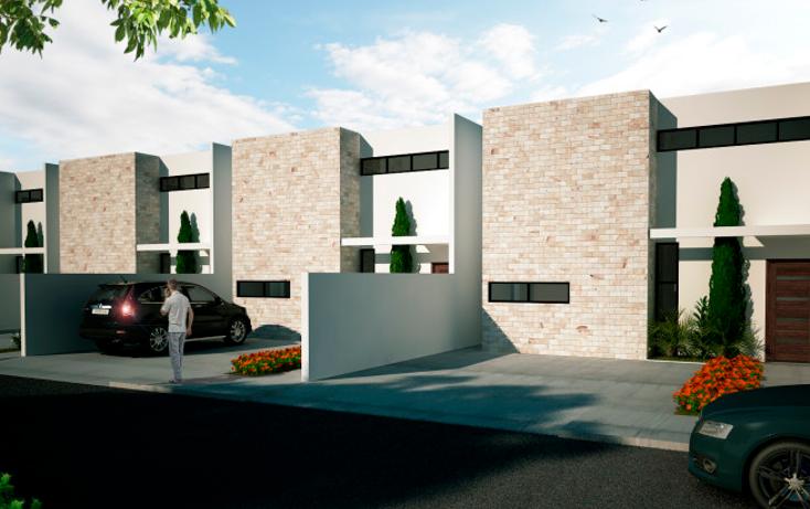 Foto de casa en venta en  , leandro valle, m?rida, yucat?n, 1273073 No. 02