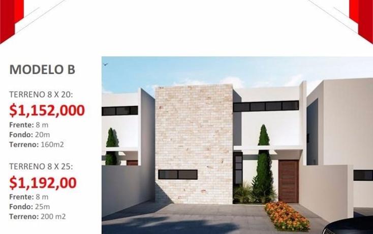 Foto de casa en venta en  , leandro valle, mérida, yucatán, 1283673 No. 01