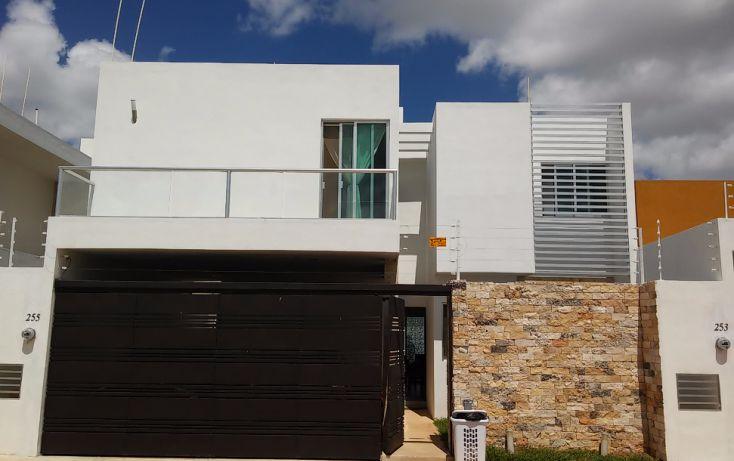 Foto de casa en renta en, leandro valle, mérida, yucatán, 1287199 no 01