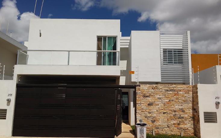 Foto de casa en renta en  , leandro valle, m?rida, yucat?n, 1287199 No. 01