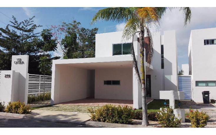 Foto de casa en venta en  , leandro valle, mérida, yucatán, 1374229 No. 01