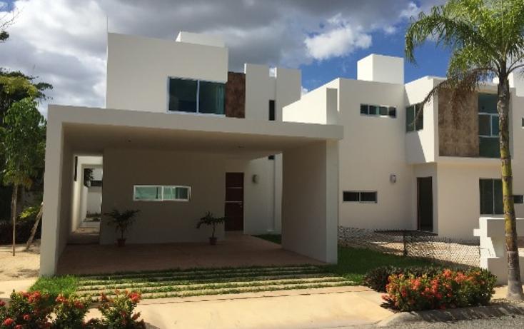 Foto de casa en venta en  , leandro valle, mérida, yucatán, 1380095 No. 01