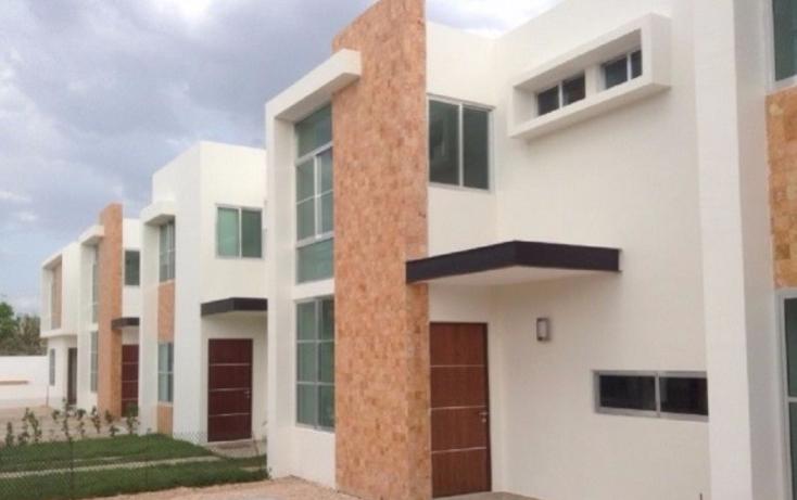 Foto de casa en venta en  , leandro valle, mérida, yucatán, 1380095 No. 02