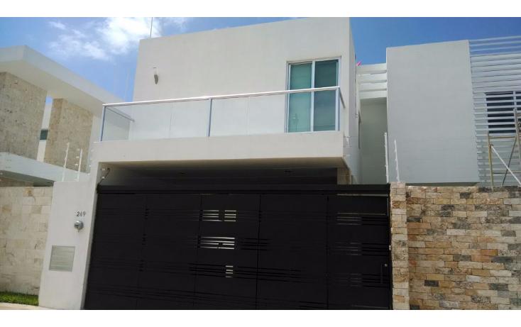 Foto de casa en renta en  , leandro valle, m?rida, yucat?n, 1386677 No. 01