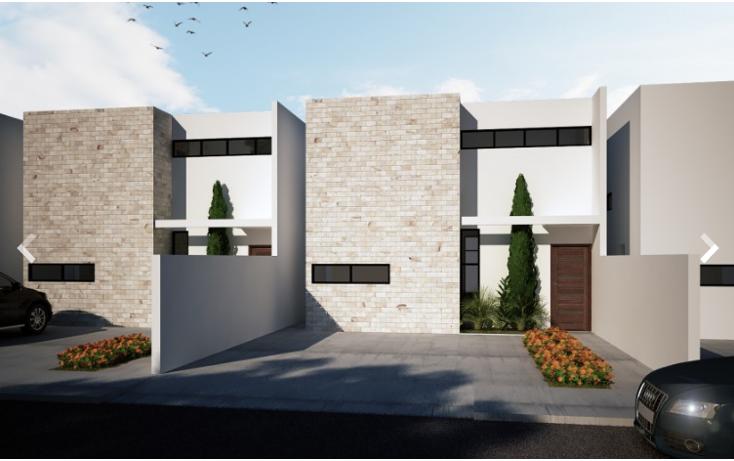 Foto de casa en venta en  , leandro valle, mérida, yucatán, 1389473 No. 01