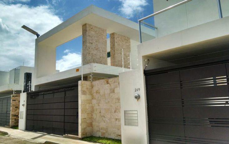 Foto de casa en renta en, leandro valle, mérida, yucatán, 1389667 no 02
