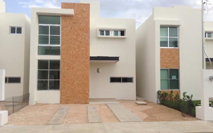Foto de casa en venta en  , leandro valle, mérida, yucatán, 1394709 No. 01
