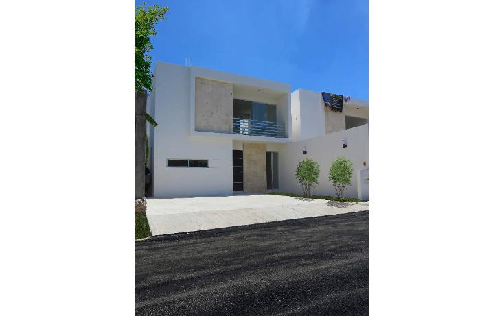 Foto de casa en venta en  , leandro valle, mérida, yucatán, 1399819 No. 01