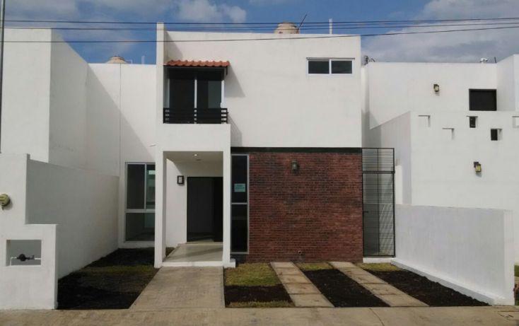 Foto de casa en venta en, leandro valle, mérida, yucatán, 1418187 no 01