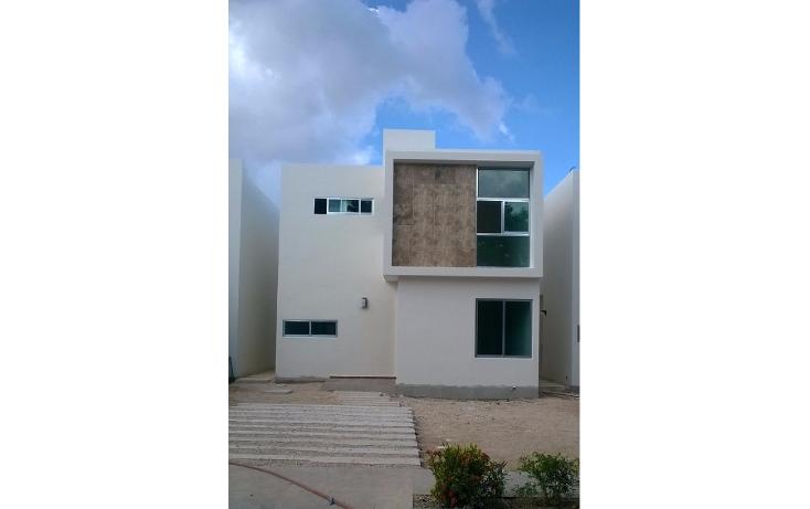 Foto de casa en venta en  , leandro valle, mérida, yucatán, 1429461 No. 01