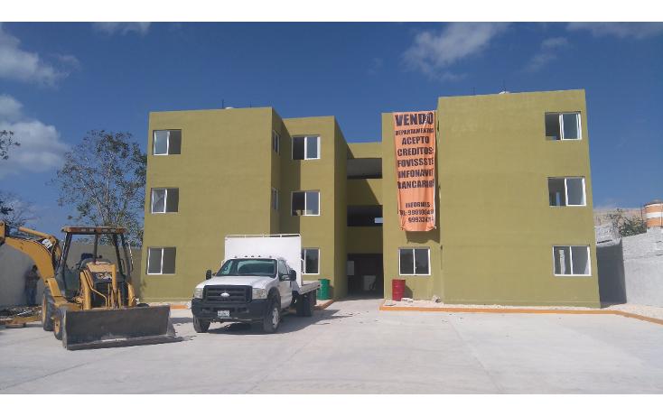 Foto de departamento en venta en  , leandro valle, mérida, yucatán, 1442119 No. 01