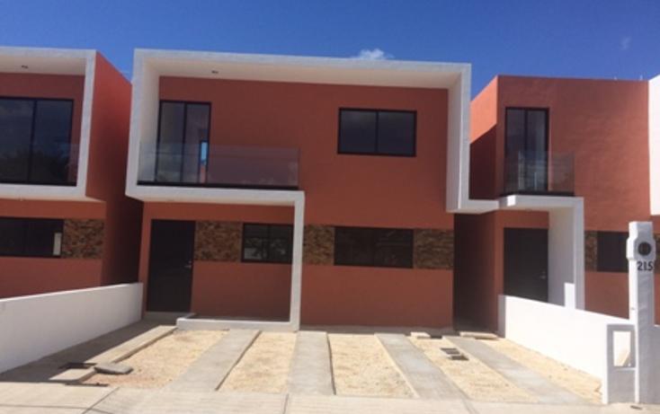 Foto de casa en venta en  , leandro valle, mérida, yucatán, 1458353 No. 01