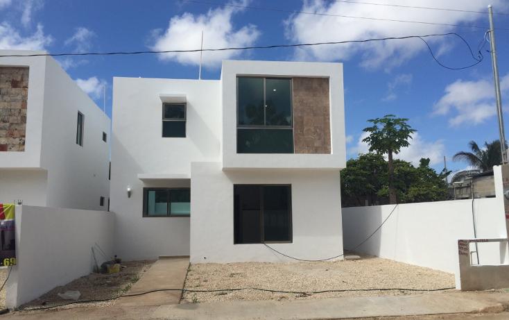 Foto de casa en venta en  , leandro valle, mérida, yucatán, 1460989 No. 01