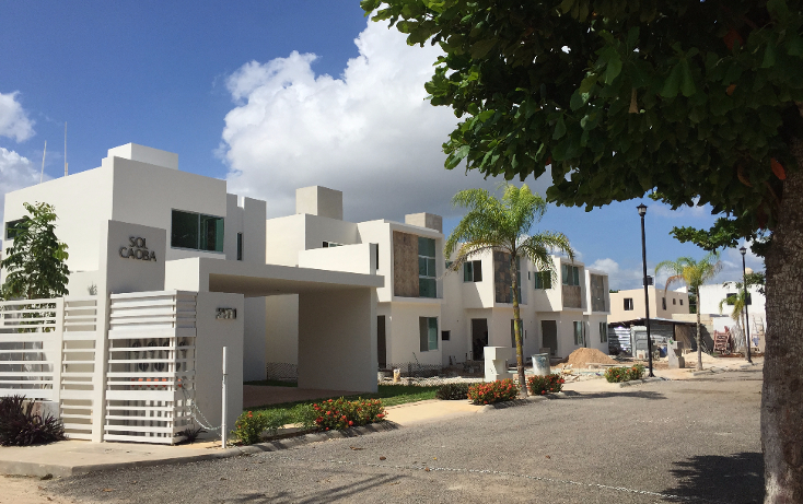 Foto de casa en venta en  , leandro valle, mérida, yucatán, 1474711 No. 02