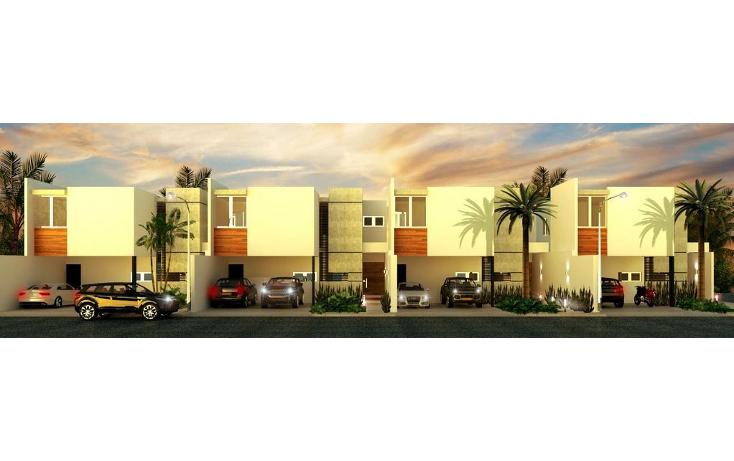 Foto de casa en venta en  , leandro valle, m?rida, yucat?n, 1480917 No. 01