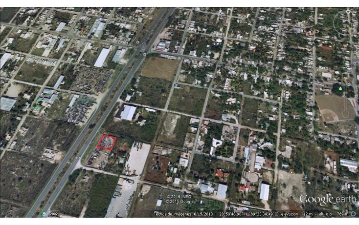 Foto de terreno habitacional en venta en  , leandro valle, mérida, yucatán, 1550984 No. 01