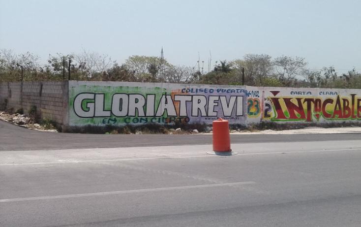 Foto de terreno habitacional en venta en  , leandro valle, mérida, yucatán, 1550984 No. 02