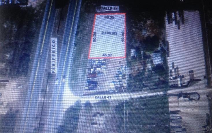 Foto de terreno habitacional en venta en  , leandro valle, mérida, yucatán, 1550984 No. 05