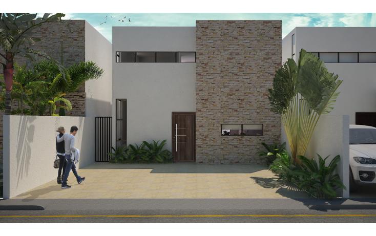 Foto de casa en venta en  , leandro valle, mérida, yucatán, 1551048 No. 01