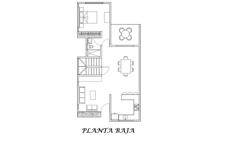 Foto de casa en venta en  , leandro valle, mérida, yucatán, 1551048 No. 04