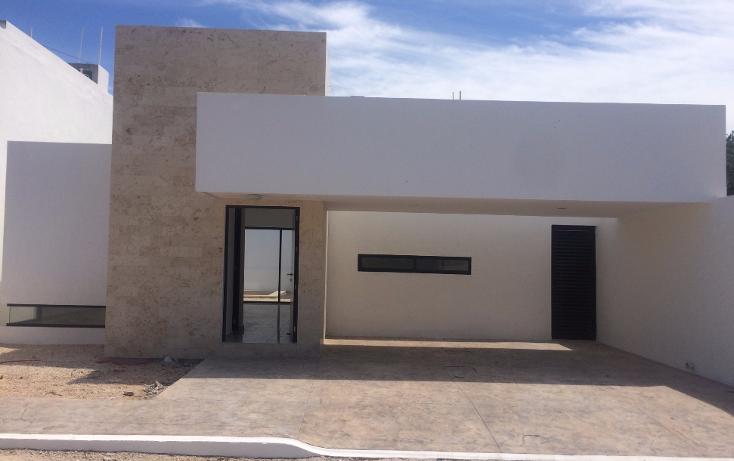 Foto de casa en venta en  , leandro valle, m?rida, yucat?n, 1560788 No. 01