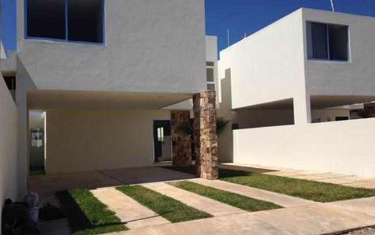 Foto de casa en venta en  , leandro valle, mérida, yucatán, 1571082 No. 01