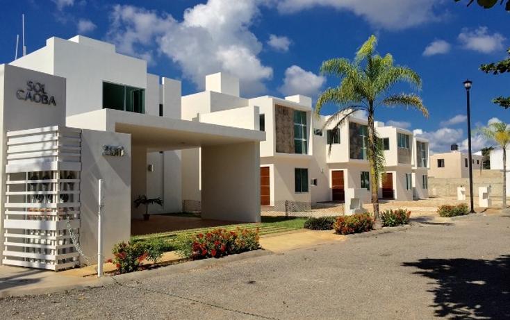 Foto de casa en venta en  , leandro valle, m?rida, yucat?n, 1573790 No. 01
