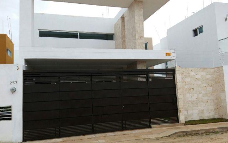 Foto de casa en renta en, leandro valle, mérida, yucatán, 1579382 no 01