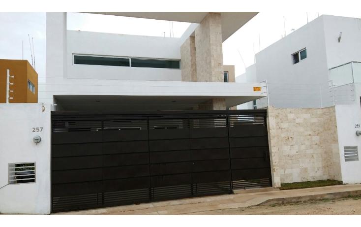 Foto de casa en renta en  , leandro valle, m?rida, yucat?n, 1579382 No. 01