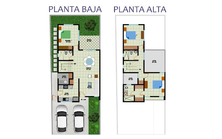 Foto de casa en venta en  , leandro valle, mérida, yucatán, 1600636 No. 04