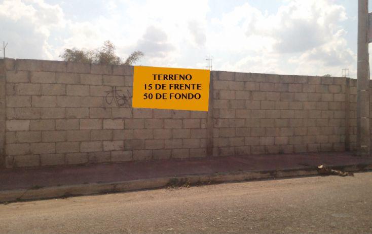 Foto de terreno habitacional en venta en, leandro valle, mérida, yucatán, 1604390 no 01