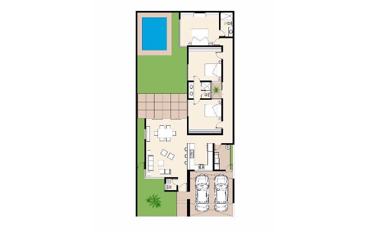 Foto de casa en venta en  , leandro valle, m?rida, yucat?n, 1617788 No. 09