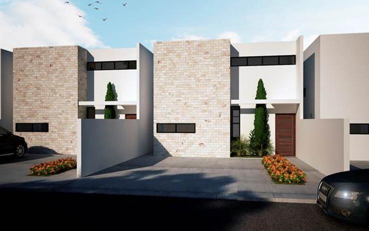 Foto de casa en venta en  , leandro valle, mérida, yucatán, 1619004 No. 01