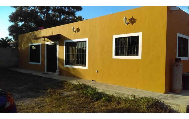 Foto de casa en venta en  , leandro valle, mérida, yucatán, 1642760 No. 01